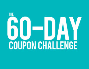 The 60-Day Coupon Challenge Official Countdown