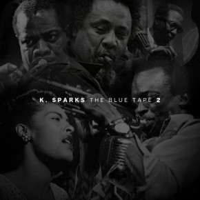 K. Sparks: The Blue Tape 2