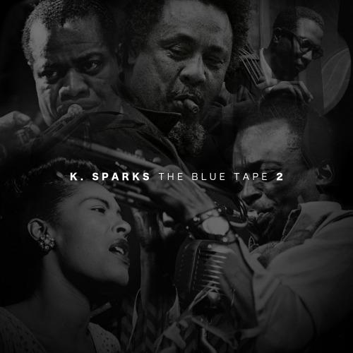 K. Sparks The Blue Tape